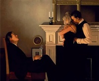 beautiful losers by jack vettriano
