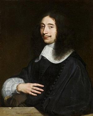 portrait présumé de noël de bullion by philippe de champaigne