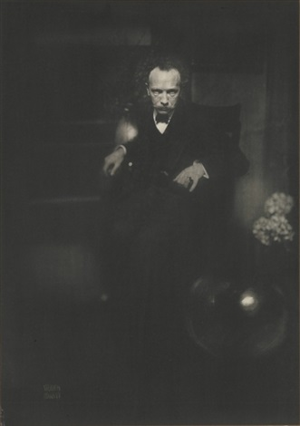 richard strauss new york by edward steichen