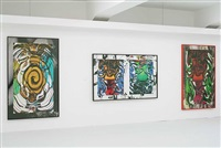 installation view by bill beckley