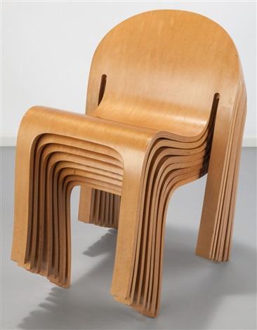 Eco Eden Chairs (set Of 8) By Peter J. Danko