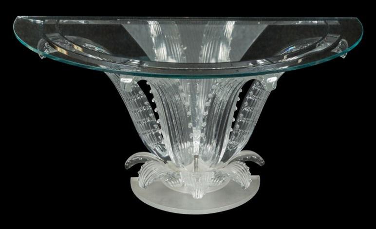 Cactus Console Table By Marc Lalique