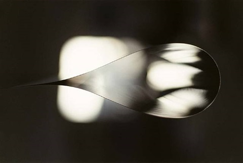 paper drop (fan) by wolfgang tillmans
