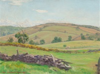 the hill by john newton howitt