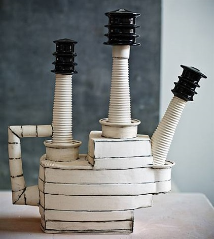 transformer teapot by christa assad