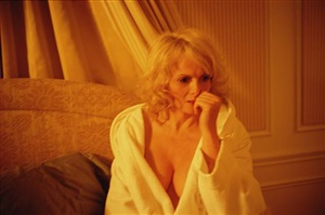 joey as marilyn, st. moritz hotel by nan goldin