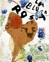 sexual spring-like winter series, la blusa rosa i by julian schnabel