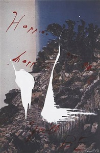 happier you are...happier you'll be by julian schnabel
