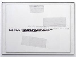 die giftigen fliegen …<br>aus der serie der weißen bilder by astrid klein