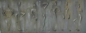 untitled (duke ellington) v by robert graham