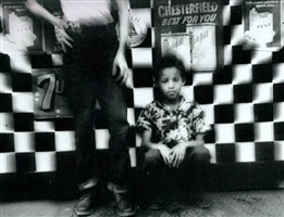 candy store by william klein
