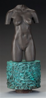 female torso by robert graham
