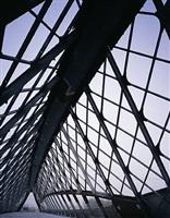 zaragoza bridge pavilion (architecture by zaha hadid) by hélène binet