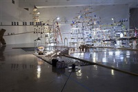the uncountables (encyclopedia) by sarah sze