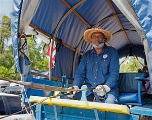 <!--10-->black cowboys: trail rides: wagons: allen johnson trail boss, otc riding club, houston, texas by andrea robbins and max becher