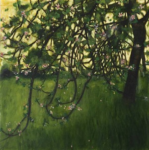apple tree by katherine bowling