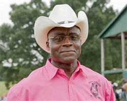 <!--15-->black cowboys: portraits: lee allen, ebony horseman trail ride, shelby, north carolina by andrea robbins and max becher