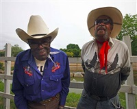 <!--17-->black cowboys: portraits: