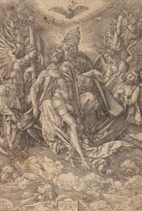 holy trinity by albrecht dürer