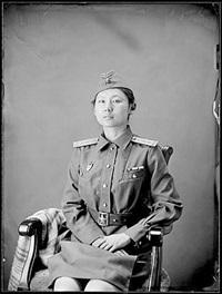 uniform series by liu zheng