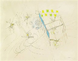 helicopteres by roberto matta