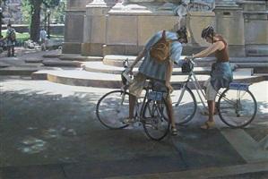 cyclists mechanics gate by brian shure