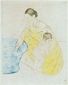 master american prints by mary cassatt