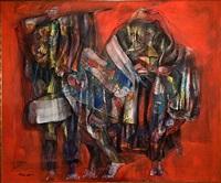 vendedores de chucherias by ramon oviedo