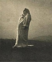 balzac, toward the light, midnight by edward steichen