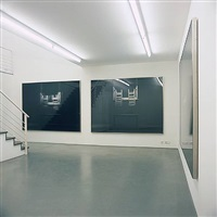 installation view by jürgen klauke