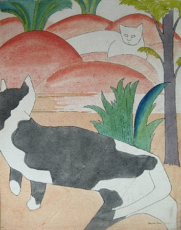cats by rupert lee
