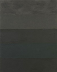five brands of davy's grey oil paint (2 tubes of old holland) by merrill wagner