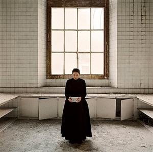the kitchen v - homage to st. therese by marina abramovic