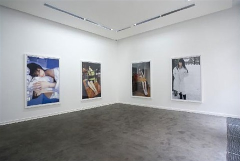 laurie simmons - exhibition view