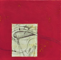 untitled red #2 by tracey adams