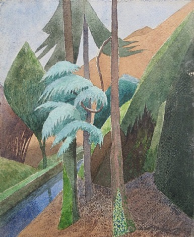 trees by malcolm arbuthnot