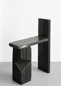 chair (hanush) by markus selg
