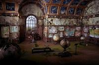 map room by lori nix