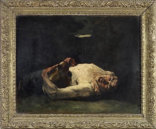 gourd vide by théodule ribot