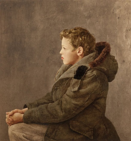 nicholas 10 years old by andrew wyeth