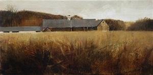 putney barns by charlie hunter (sold)