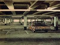 '61 impala by robert bechtle