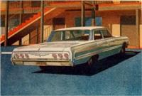 '64 impala by robert bechtle