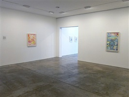 installation view: irrational exuberance (!)