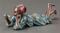 figure by franz bergman