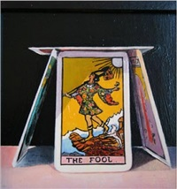 house of cards (the fool) by michael gregory
