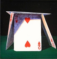 2 of hearts by michael gregory