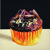 untitled (cupcake) by michael gregory