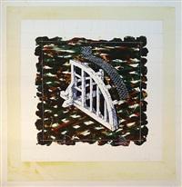 two arc frame by robert cumming