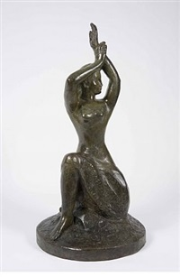 spirit of the sea by william zorach